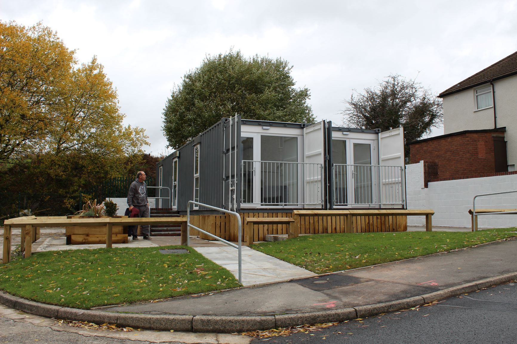 Housing Containers Module Homes